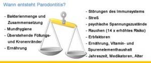 Parodontose vorbeugen durch Stärkung des Immunsystems
